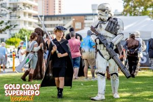 Gold Coast Superhero Weekend 2020