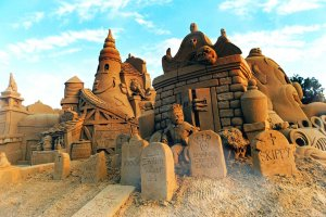 Sand Sculpting Australia