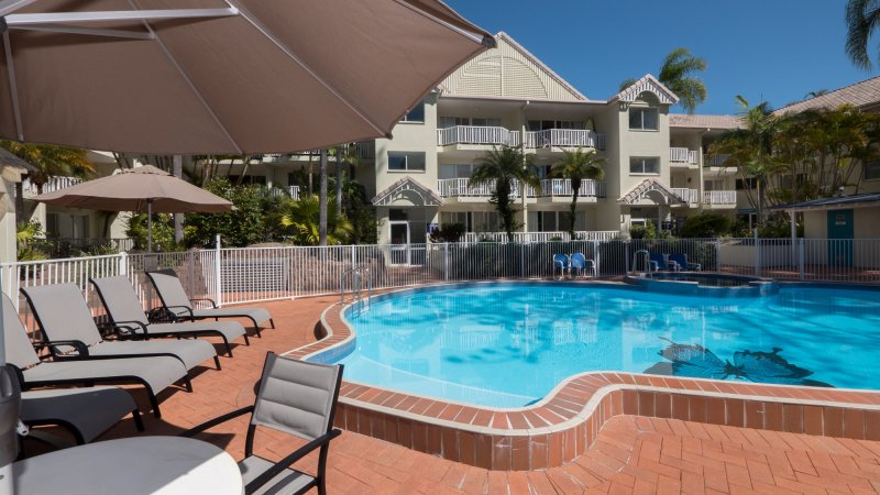 Surfers Paradise Family Accommodation - Surfers Tradewinds
